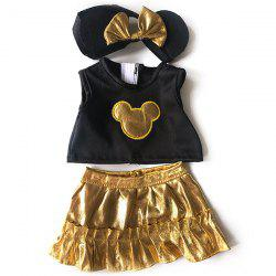 18 inch American Girl's Reborn Baby Outfit -