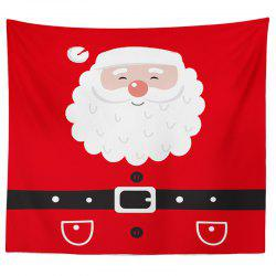 Decorative Tapestry Christmas Series TV Background Wall Landscape Polyester Cloth Lanyard -