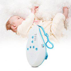 White Noise Baby Sleep Pacifier -