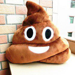 Expression  Poop Pillow -