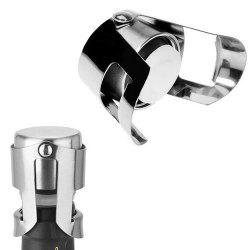Stainless Steel Wine Stopper -