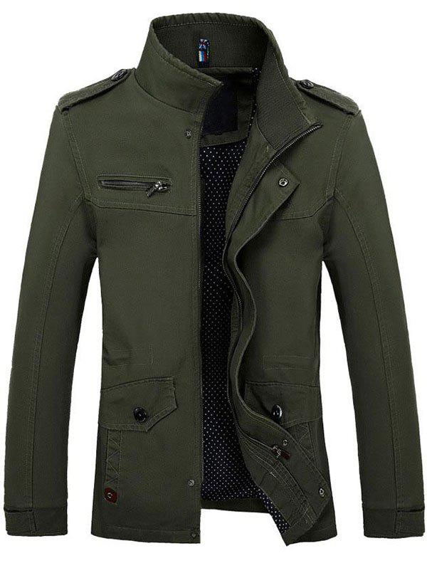 New Simple Long-sleeved Casual Boys' Jacket