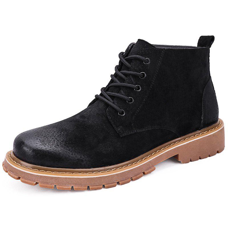 Trendy Simple Creative Leisure Boots