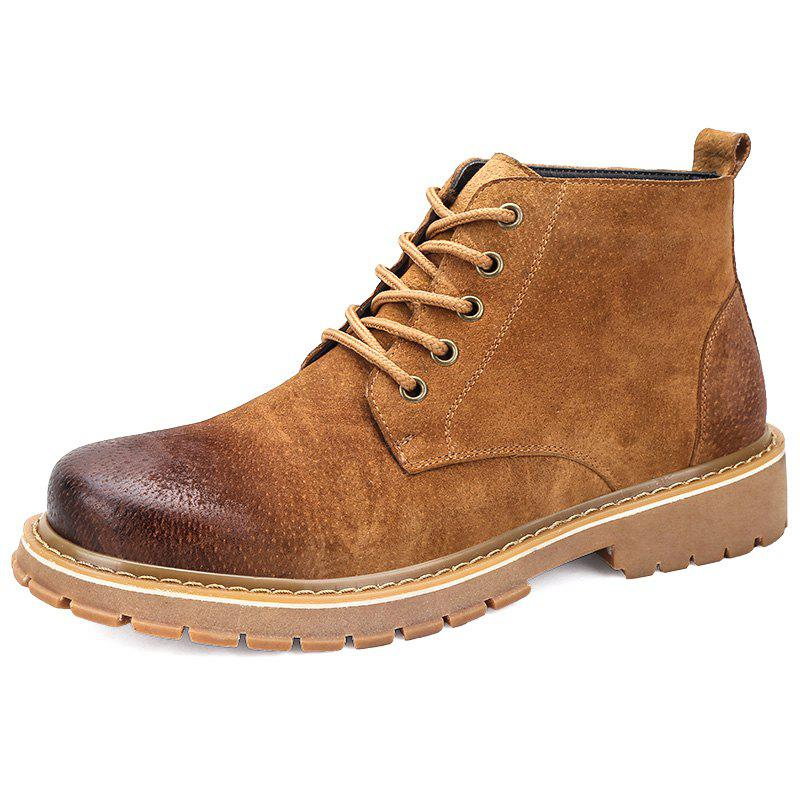 Discount Simple Creative Leisure Boots