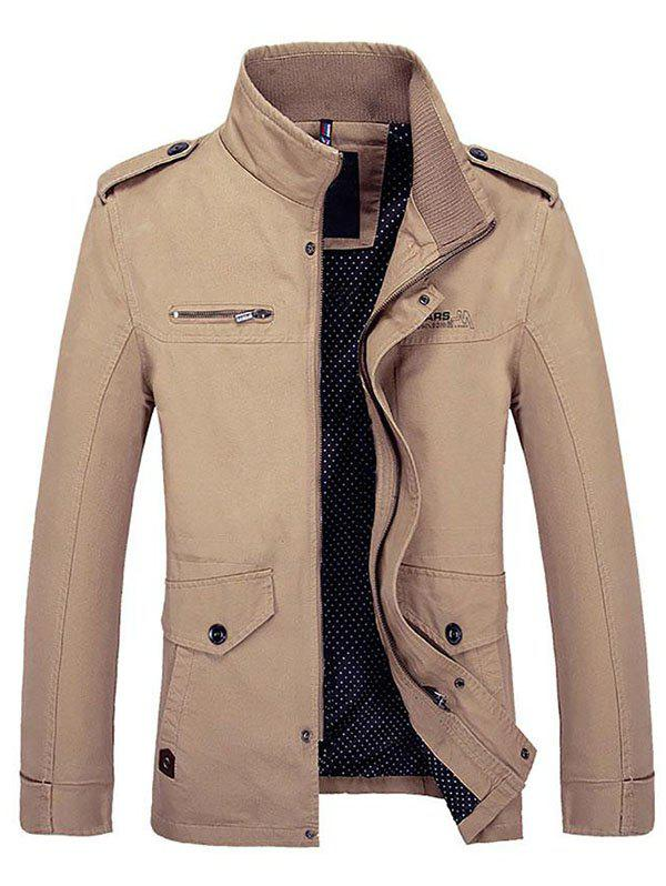 Unique Simple Long-sleeved Casual Boys' Jacket