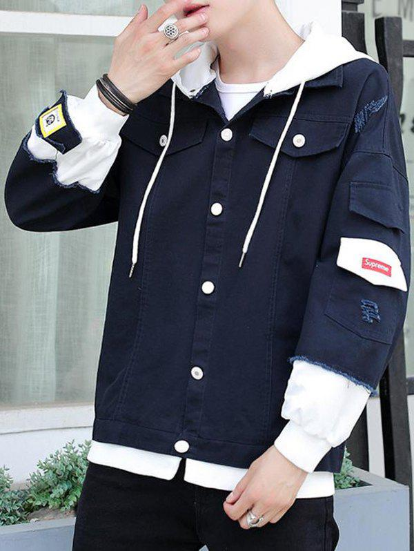 Chic Sportswear Men's Casual Jacket