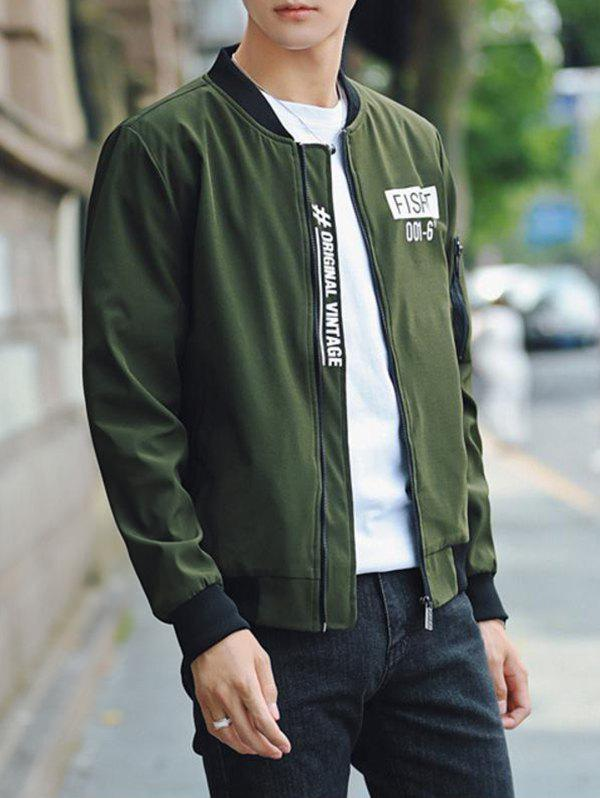 Fashion Men's Autumn Handsome Wild Jacket