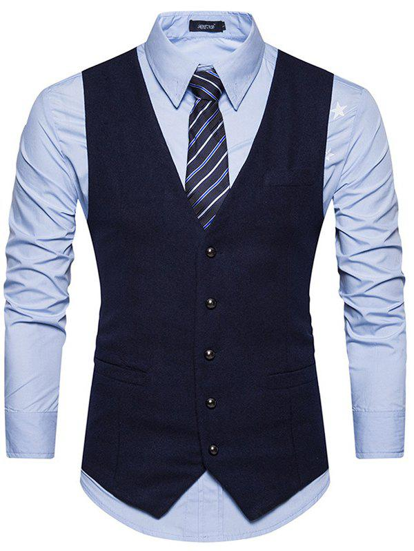 Shop Men's Casual Professional Suit Vest
