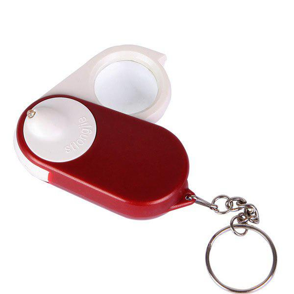 Affordable BESBEST BEST - J106 Light Keychain with Magnifier