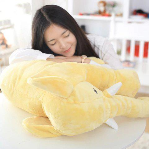 Cute Elephant Doll Child Comfort Pillow Plush Toy