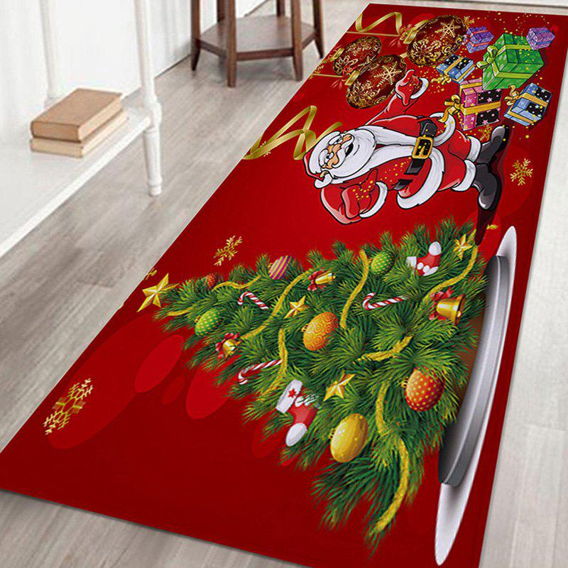 Affordable Simple Christmas Non-slip Mat