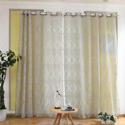 Стильный Bubble Cut Flower Window Screen -