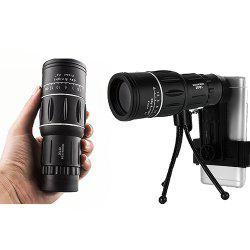 Twill High-definition Low-light Night Vision Single-tube Photo Telescope - Чёрный