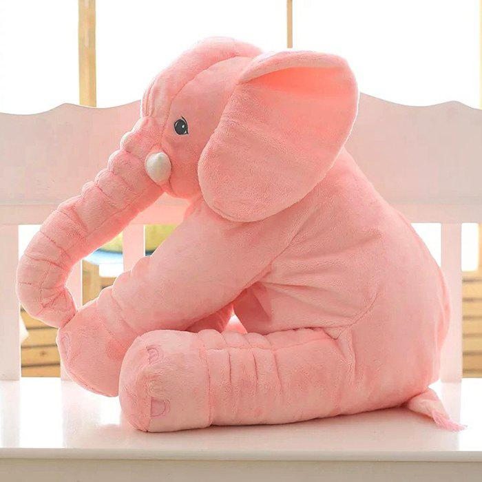 New Cute Elephant Doll Child Comfort Pillow Plush Toy