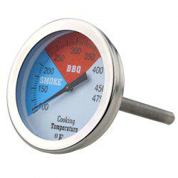 TS - BX43 100 - 475 Deg.F Stainless Steel Oven Grill Cooking Thermometer -