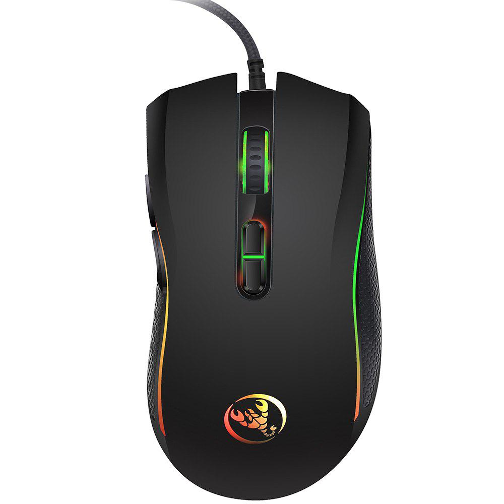 Store HXSJ A869 Wired Gaming Mouse