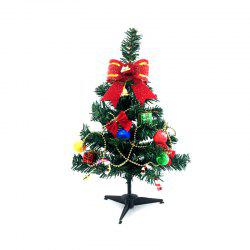 Decorative Christmas Tree with Ornaments -