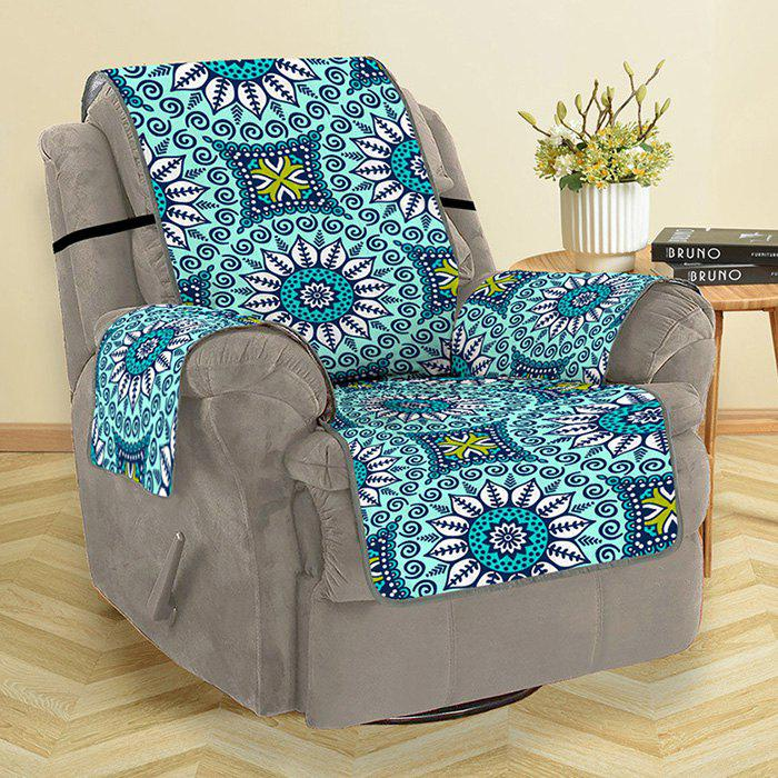 Trendy 3D Digital Printed Sofa Cover Bohemian Style Cushion