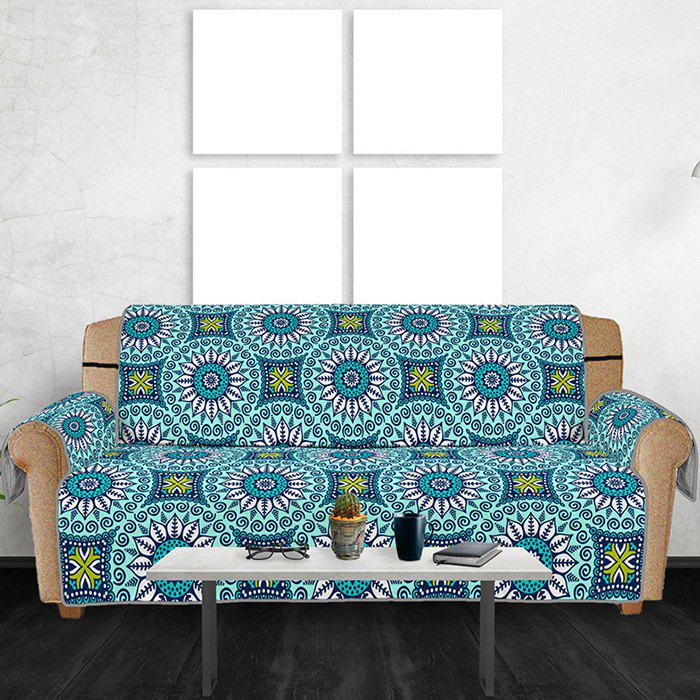 Outfits 3D Digital Printed Sofa Cover Bohemian Style Cushion