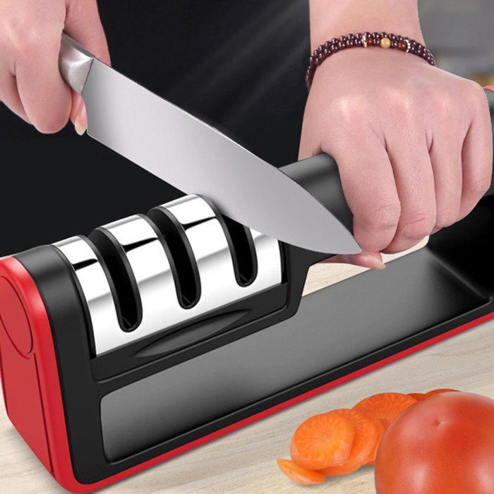 Multifunctional Household Knife Sharpener Kitchen Gadget Sharpening Stone