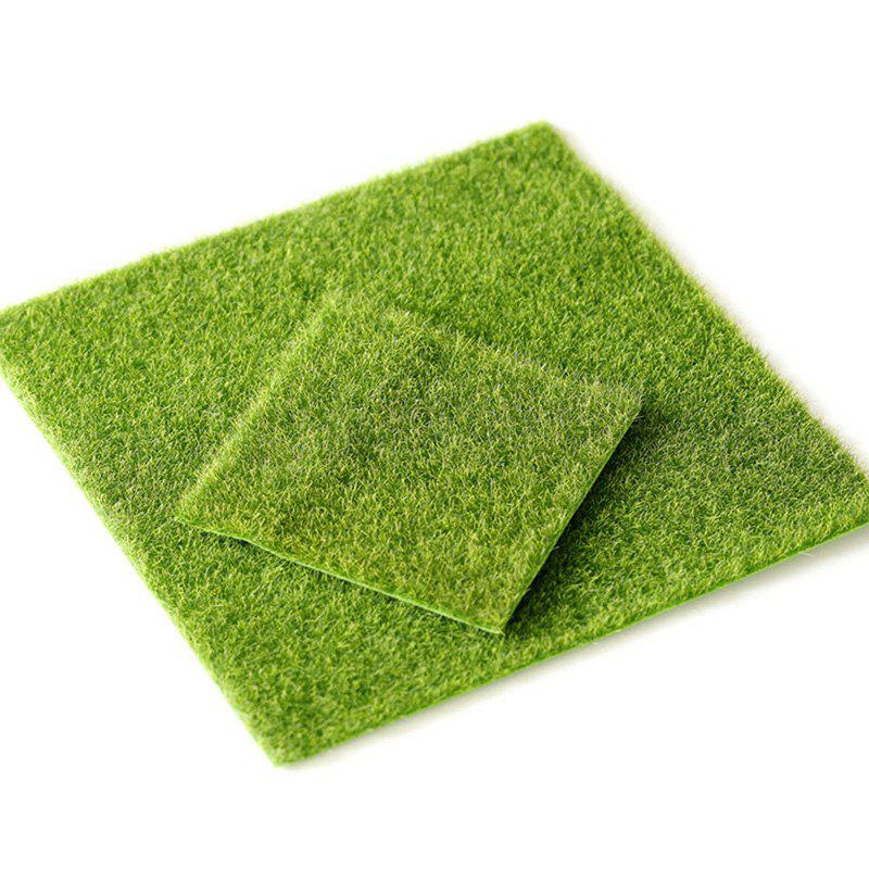 Shops 6 - ZZLJ9719 Micro Landscape Simulation False Turf 30 x 30CM