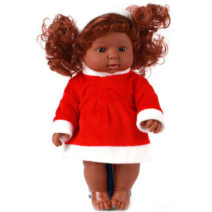Trendy 30cm Simulation Baby Doll Toy