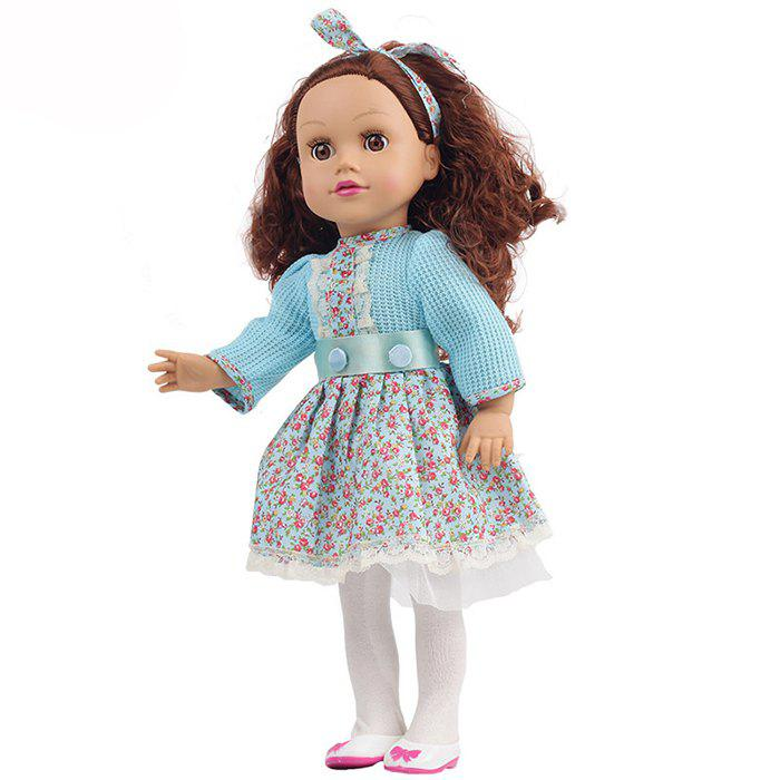 New 18 inch Beautiful Girl Simulation Doll Toy