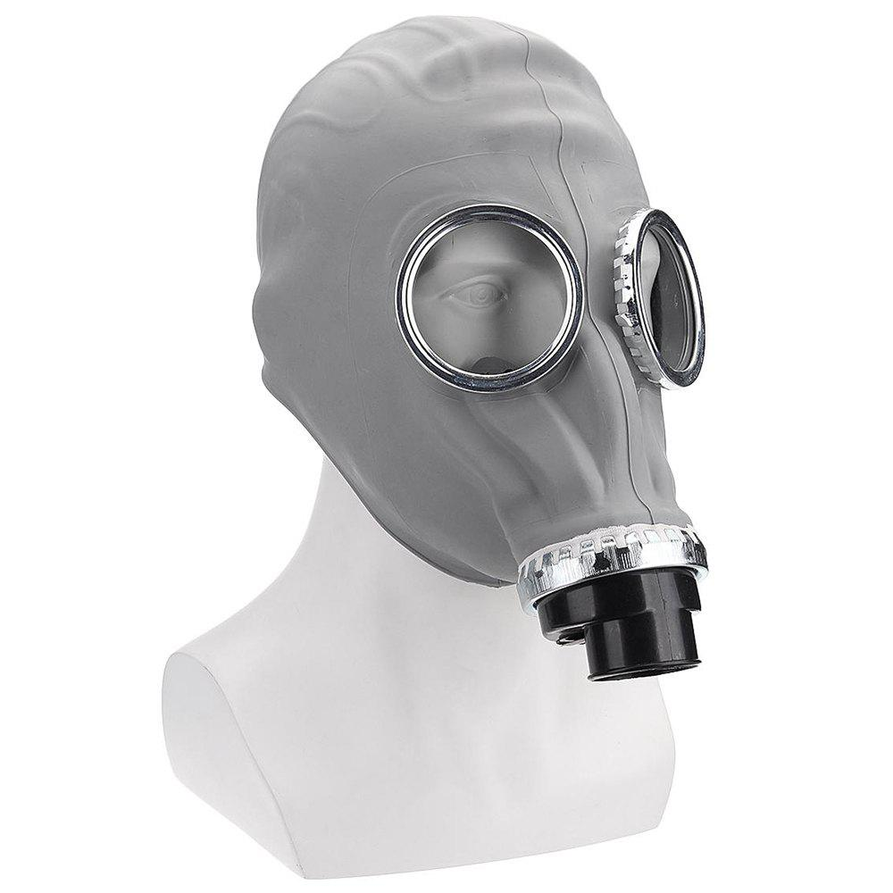 Fancy Full Face Lightweight Explosion-proof Shock-proof Gas Mask