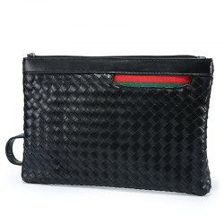 Business Casual Trend Hand-made Mobile Phone Bag -