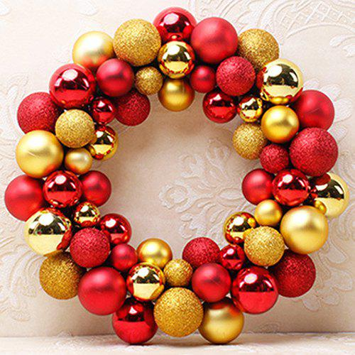 discount decoration christmas ball garland ornament for mall pendant
