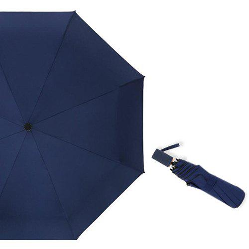 Chic Manual Three-fold Wind-resistant Reinforcement Art Umbrella