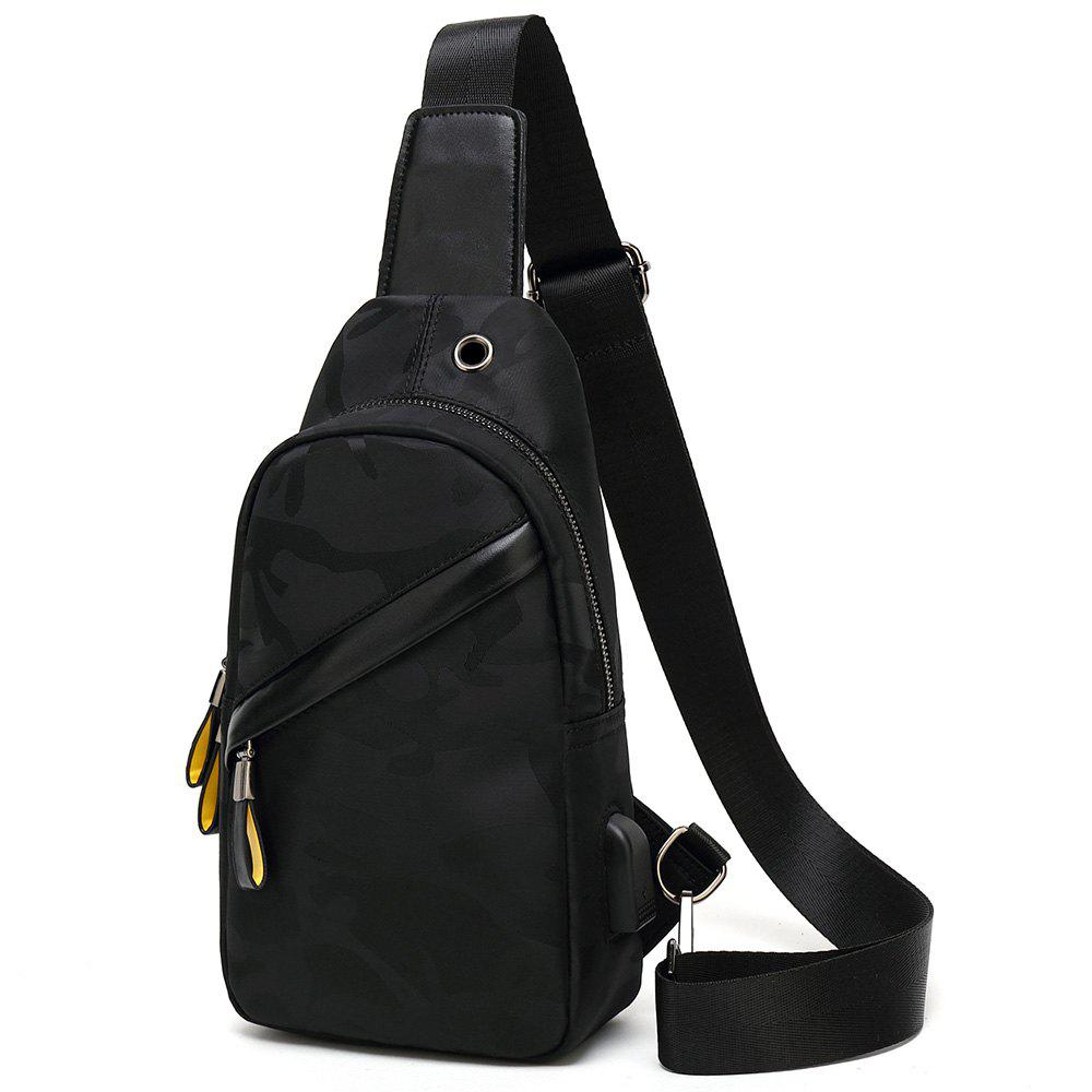 Outfits Men's Chest Bag Oxford Cloth Casual