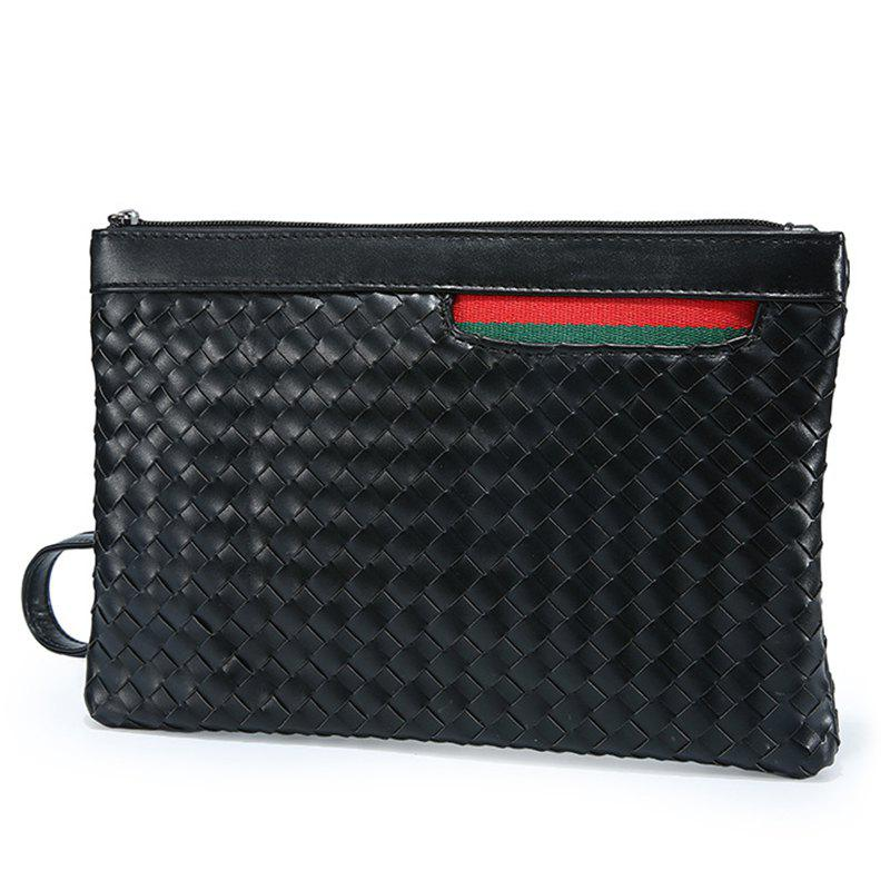 Trendy Business Casual Trend Hand-made Mobile Phone Bag