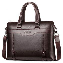 Business Men's Diagonal Handbag -