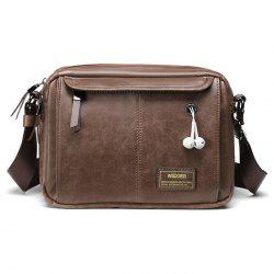 Casual Diagonal Men's Youth Sports Crossbody Bag -
