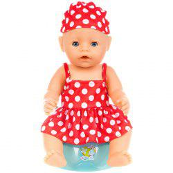 Ensemble de bain 43cm Reborn Baby Clothes -