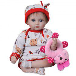 KEIUMI Rebirth Baby Doll Children's Toy Birthday Christmas Gift 17 inch -
