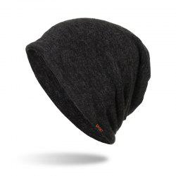 Cashmere Double Thin Pile Cap -