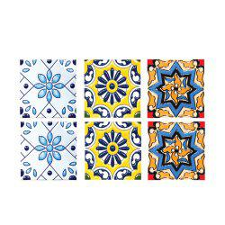 714 High Quality Tile Stickers 6pcs -