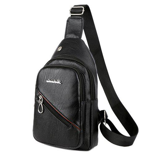 Outfits Men Business Chest Bag Leisure Waterproof