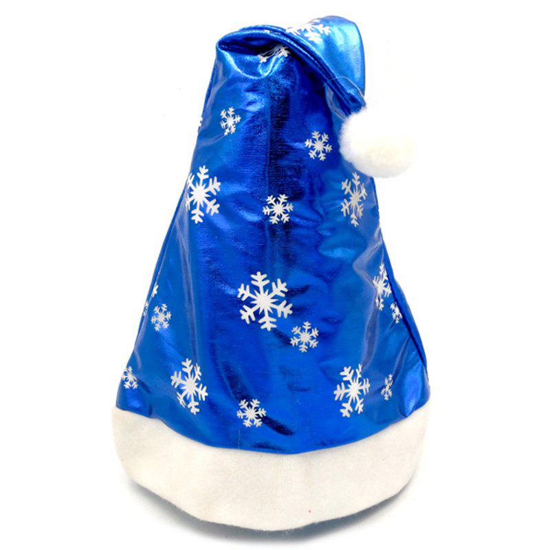 Latest Children's Adult Snowflakes Christmas Hat