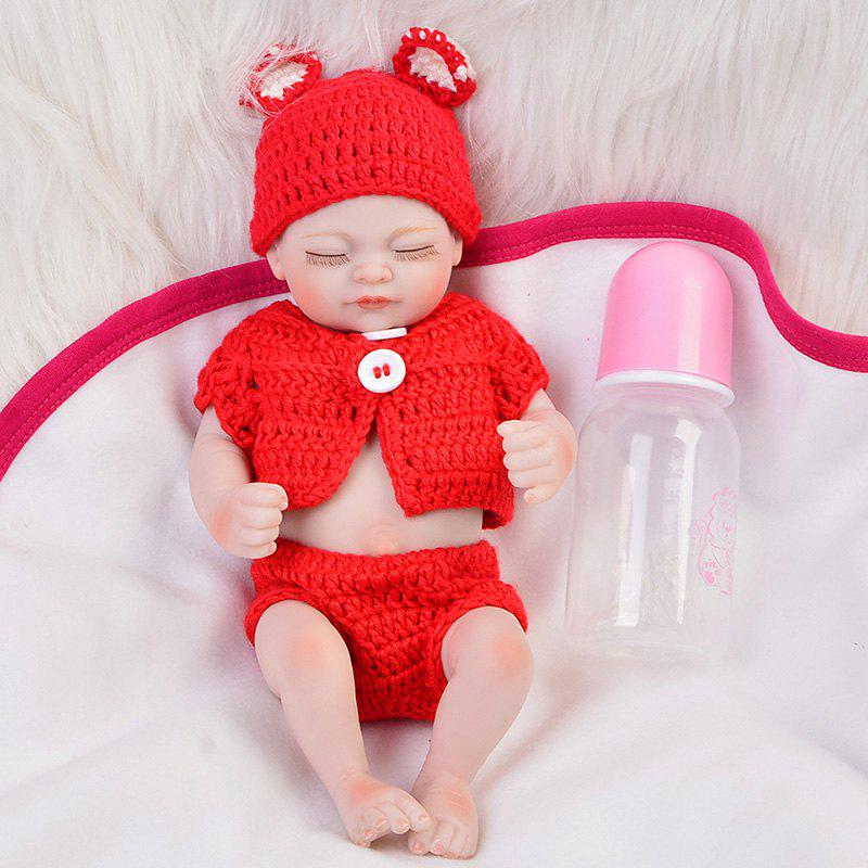 Sale KEIUMI Simulation Baby Rebirth Doll Toy Holiday Gift 10 inch