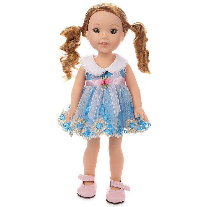 Store Simulation Baby Rebirth Doll Cartoon Clothes 14 inch