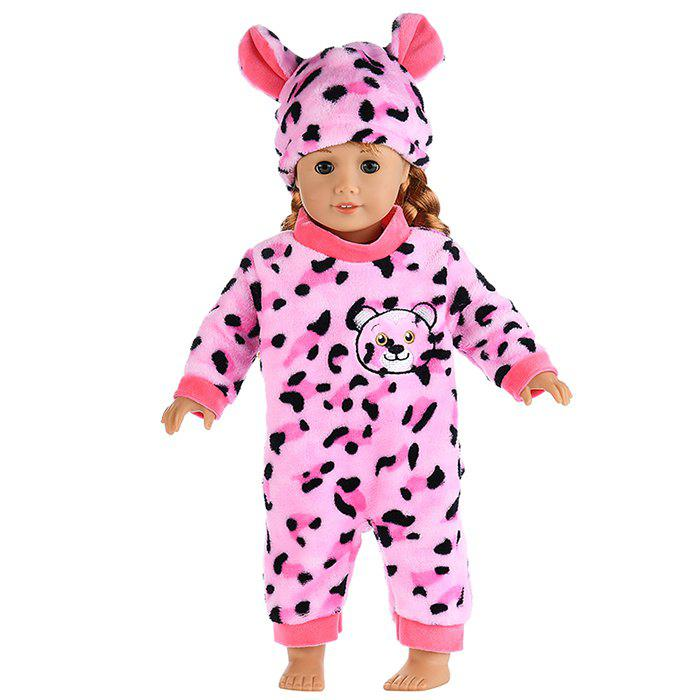 Buy Simulation Reborn Doll Animal Clothes Suit 18 inch