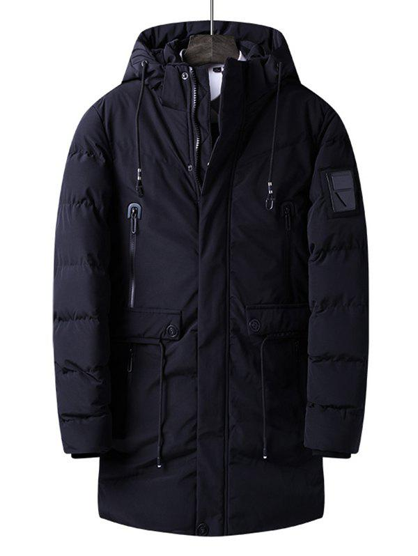 Store Long Cotton Warm Windproof Jacket
