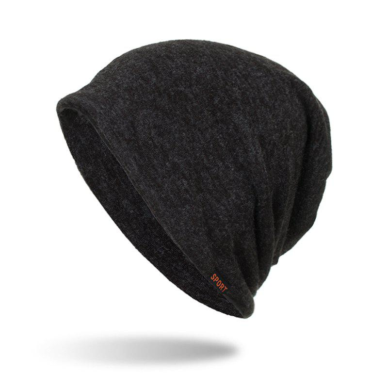 Sale Cashmere Double Thin Pile Cap