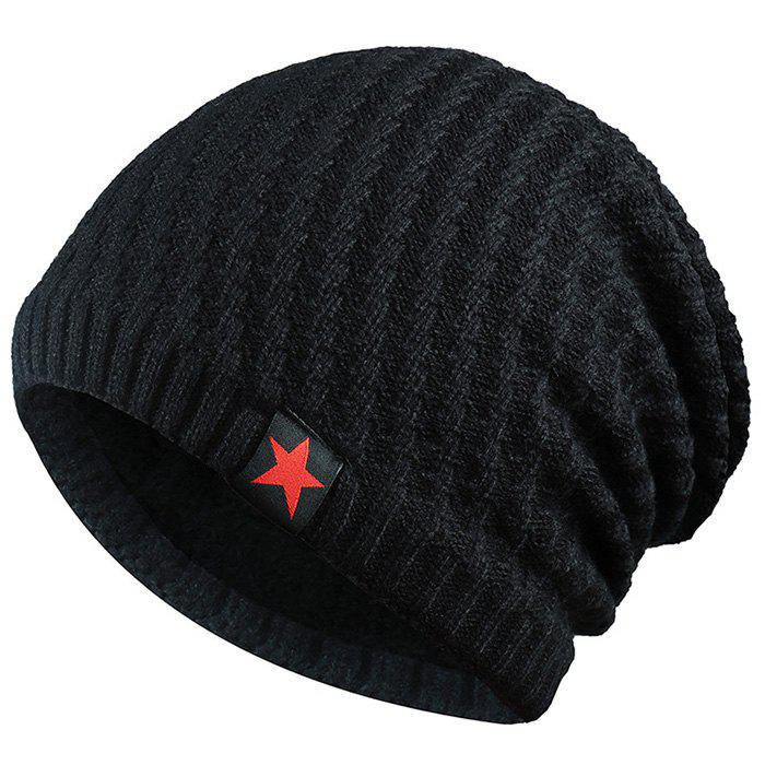 Sale Wool Velvet Warm Knit Hat for Winter and Autumn