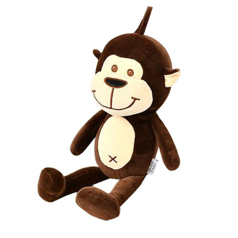 Chic Long - armed Cartoon Down Cotton Jumping Monkey Doll