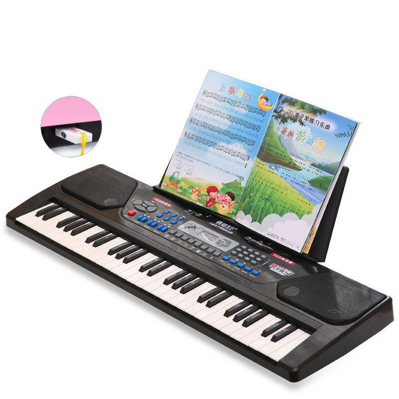 54 - key Multi - function Children Toy Piano Baby Gift Upgrade USB Version