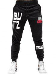 Pantalons pour hommes Running Fitness Coton Casual Automne -